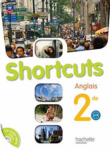 Anglais 2e Shortcuts (1CD audio)