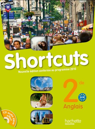 Anglais 2e, Shortcuts