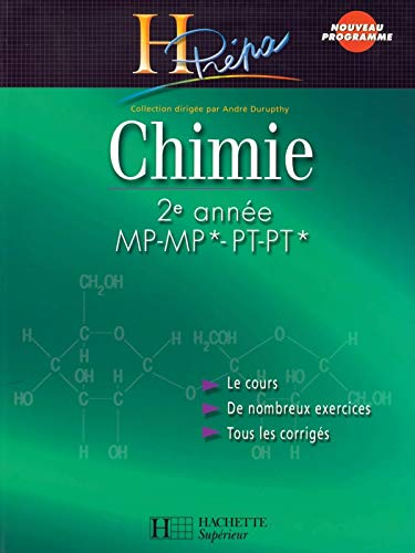Chimie MP/PT