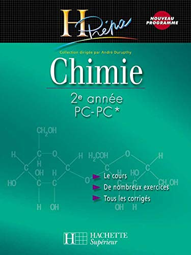 Chimie 2e Ann U00e9e Pc-pc