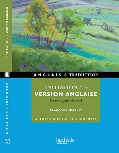 Initiation à la version anglaise