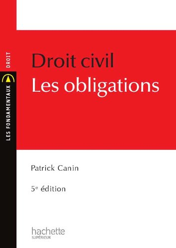 Droit civil : Les obligations