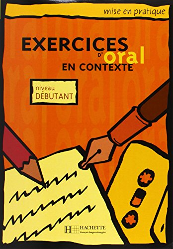 Exercices D'oral En Contexte