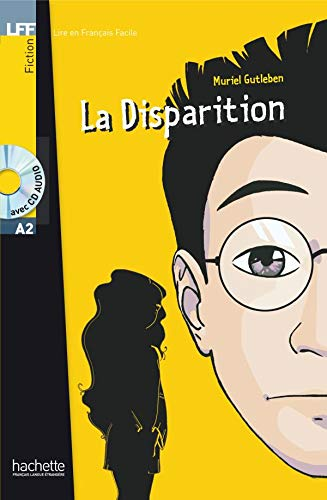 La disparition (1CD audio)