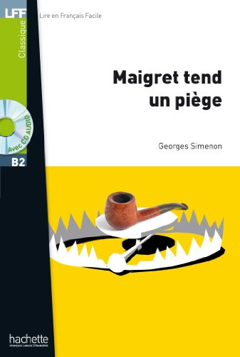 Maigret tend un piège : B2 (1CD audio)