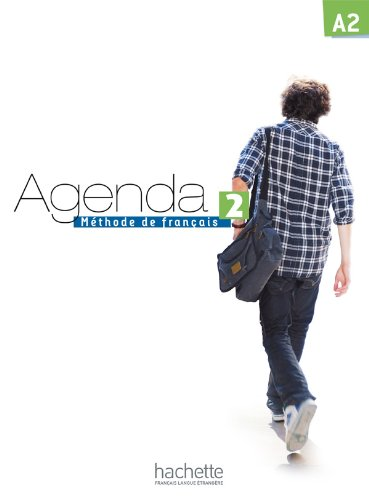 Agenda 2 : Méthode de français A2 (1CD audio)