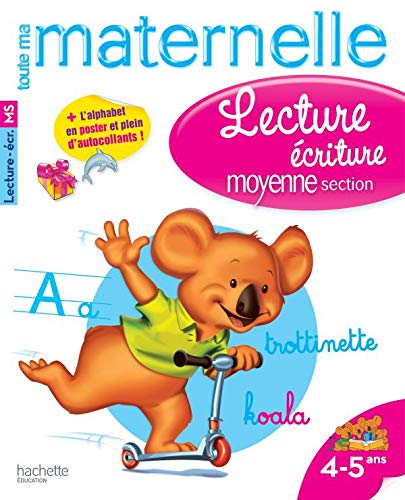 Lecture écriture maternelle moyenne section