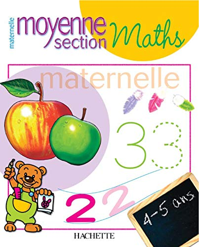 Maths maternelle moyenne section