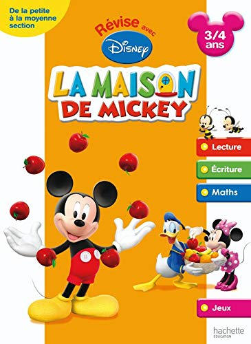 La maison de Mickey de la PS à la MS
