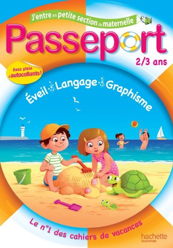 Passeport, j'entre en petite section