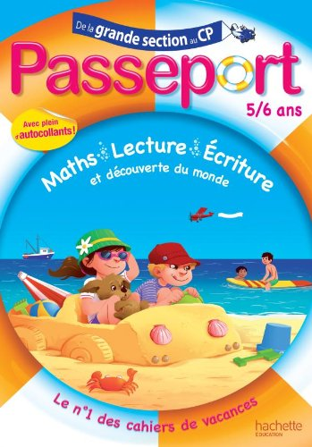 Passeport, de la grande section au CP