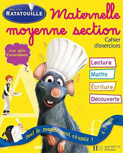 Ratatouille Maternelle Moyenne Section
