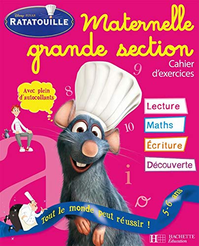 Ratatouille Maternelle Grande Section