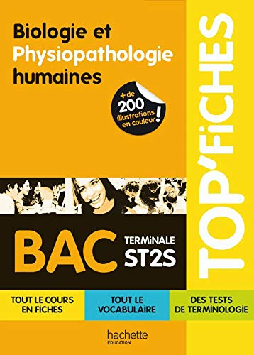 Biologie et physiopathologie humaines, Tle ST2S