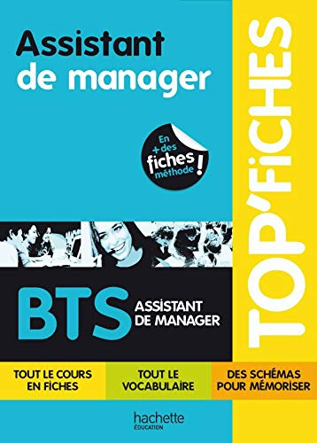 Top Fiches BTS Assistant de manager