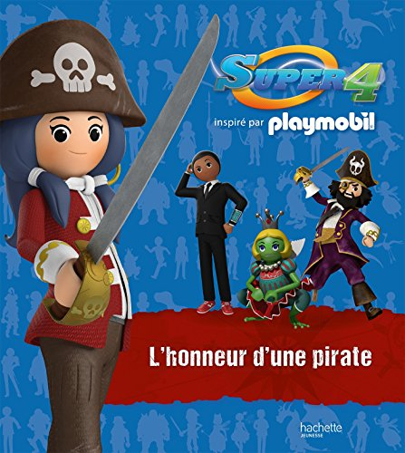 L'honneur d'une pirate / rédaction, Christelle Chatel.