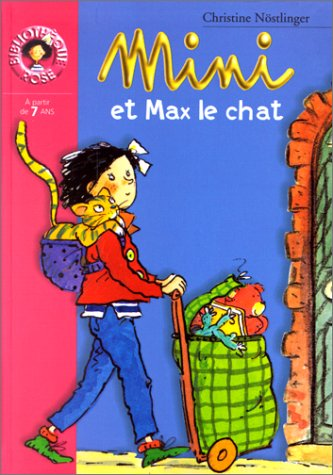 Mini et Max le chat
