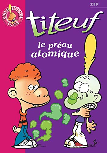 Titeuf, tome 8