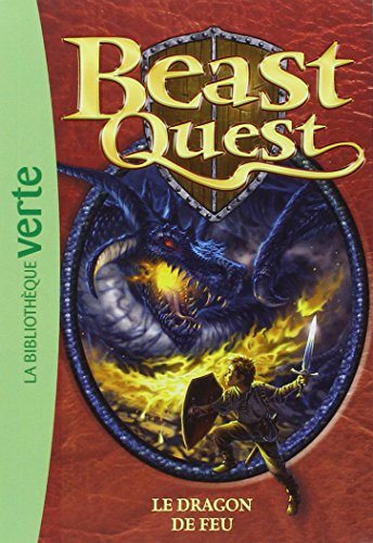 Beast Quest, Tome 1
