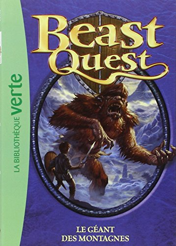 Beast Quest, Tome 3