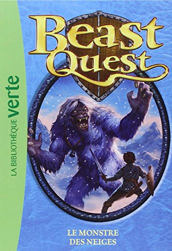 Beast Quest, Tome 5