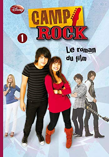 Camp Rock : le roman du film
