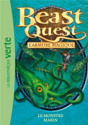 Beast Quest, Tome 9