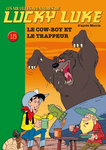 Lucky Luke 15 - Le cow-boy et le trappeur