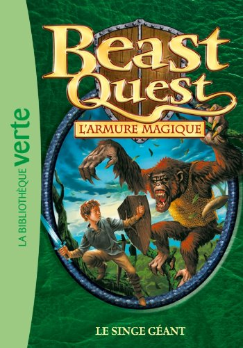 Beast Quest, Tome 10