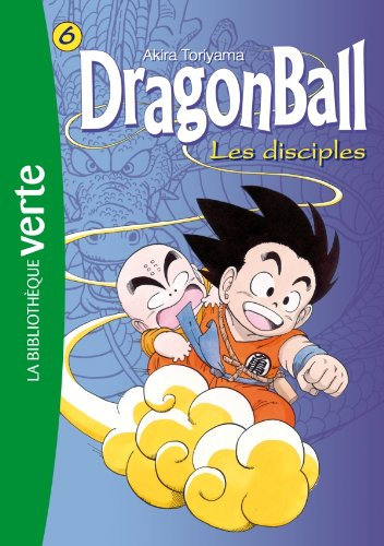 Dragon Ball 06 - Les disciples