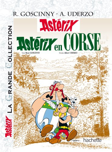 Astérix en Corse (La Grande Collection)