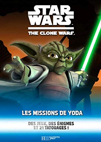 Star Wars The Clone Wars : Les missions de Yoda