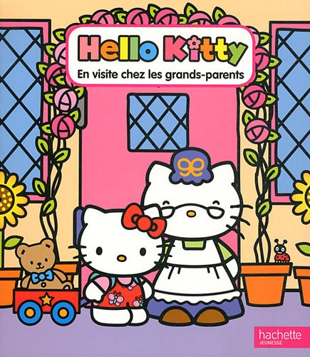 Hello Kitty en visite chez ses grand-parents