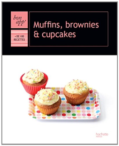 Muffins, brownies et cupcakes