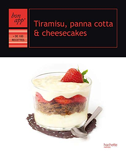 Tiramisu, panna cotta & cheesecakes