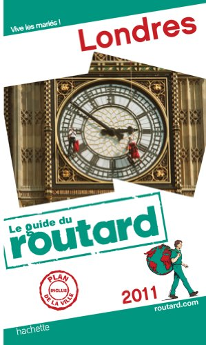 Guide du Routard Londres 2011