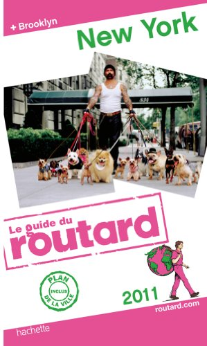 Guide du Routard New York 2011