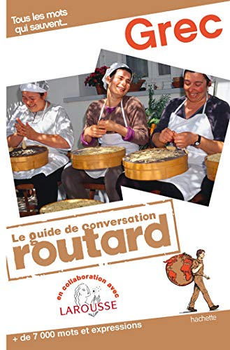 Guide du Routard Conversation Grec 2011