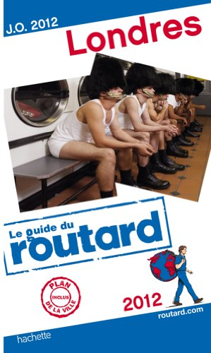 Guide du Routard Londres 2012