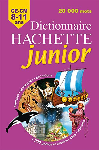 Dictionnaire Hachette junior