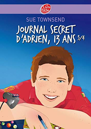 Journal secret d'Adrien 13 ans 3/4
