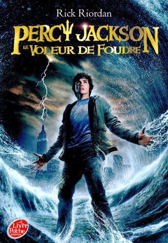 Percy Jackson, Tome 1