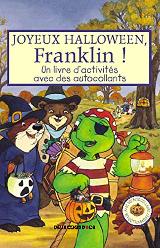Franklin : Joyeux Halloween  !