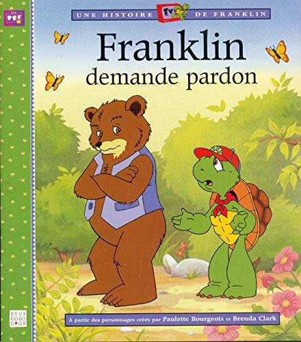Franklin demande pardon
