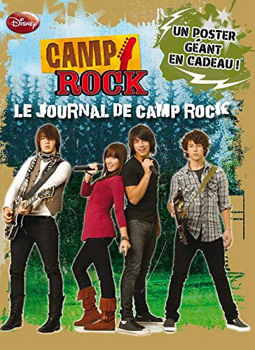 Camp Rock : Le journal de Camp Rock