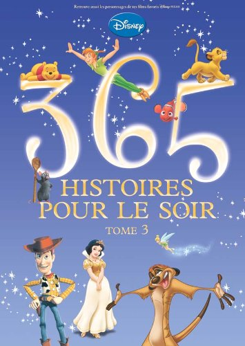 365 HISTOIRES TOME 3 (ancienne édition)