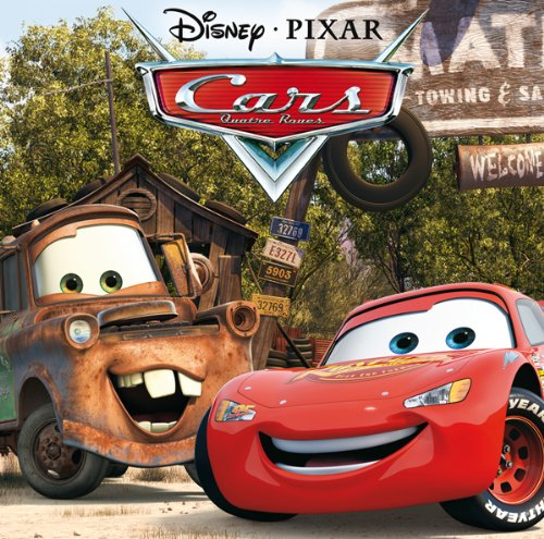 Cars, DISNEY MONDE ENCHANTE NOUVELLE EDITION