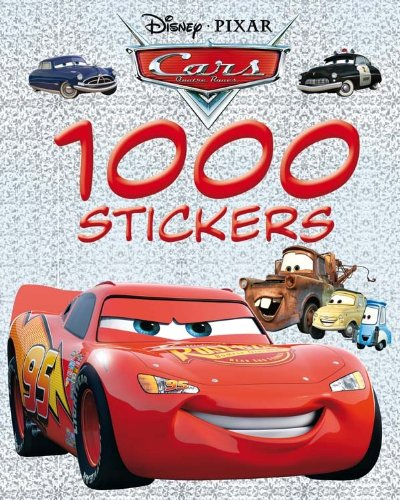 Cars, 1000 STICKERS N.E.