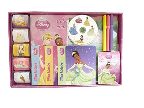 Princesses : Mon coffret surprise (1CD audio)