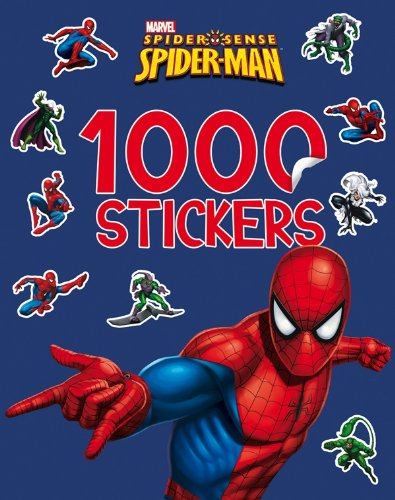 Spider-Man Spider-Sense : 1000 stickers